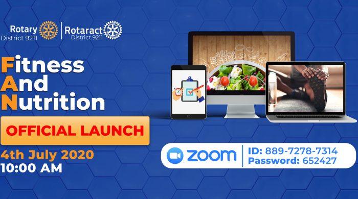 Rotary D9211 FAN Launch